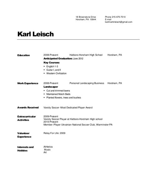 Copy Of Resume For pathways resume copy