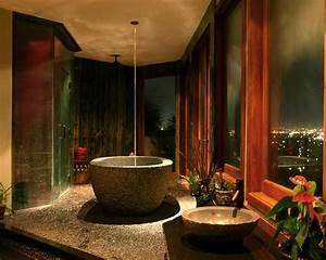 Tropical, Bathrooms, Ideas