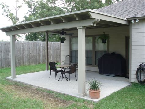 aluminum patio cover materials wood patio cover ideas