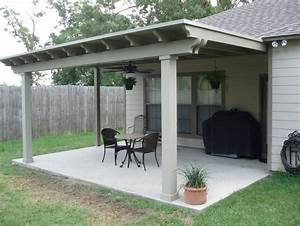 Aluminum patio cover materials, wood patio cover ideas