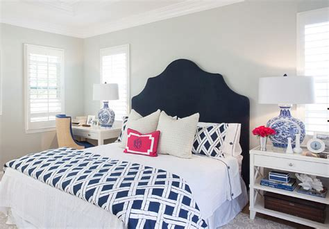 Navy Blue And White Bedroom by Interior Design Ideas Home Bunch Interior Design Ideas