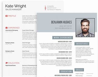 Resume Templates Professional Take Freesumes Modern Word