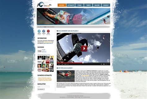 prix d un site vitrine tutoriel cr 233 er une maquette de site vitrine avec photoshop