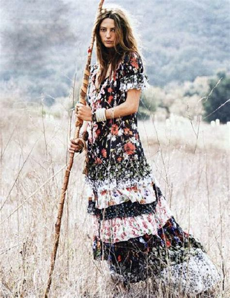 Modern Hippie Clothing For Women Ideas - Inofashionstyle.com