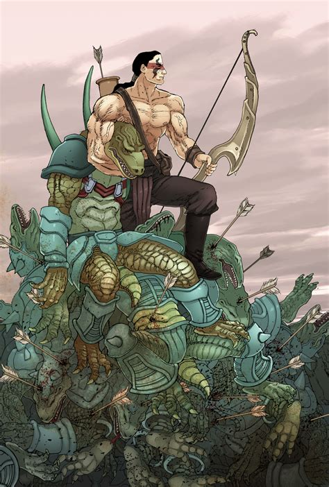 Turok Crowdfunding On Patreon Gofundme And Request By