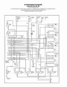 2014 Honda Accord Wiring Diagram Download