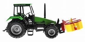 Siku Ferngesteuerter Traktor : siku 3156 traktor deutz fahr mit frontm hwerk ~ Jslefanu.com Haus und Dekorationen
