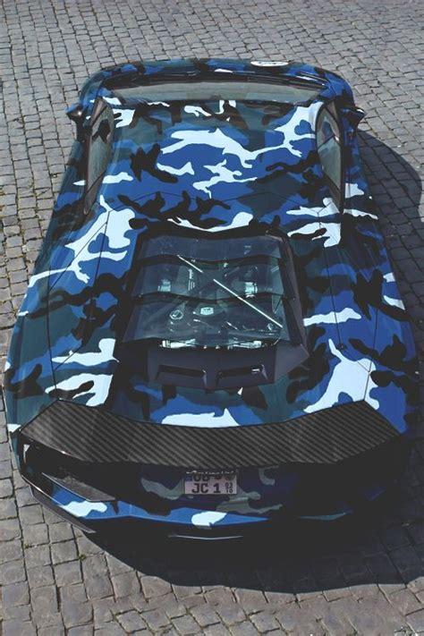 blue camo lamborghini 496 best images about clever vehicle graphics on pinterest