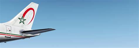 reservation siege airlines royal air maroc modification de billet de vol