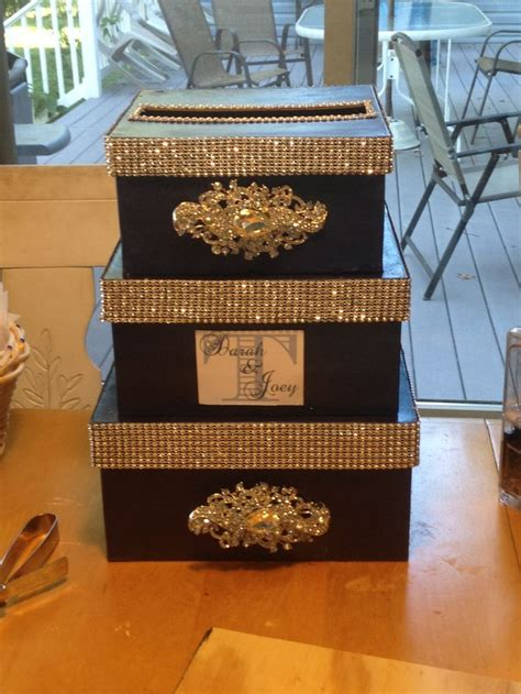 17 best images about wedding diy card boxes on pinterest