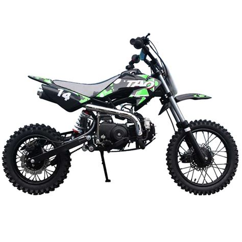 junior motocross tao db14 youth motocross dirt bike