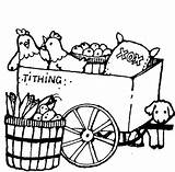 Pioneer Clipart Clip Wagon Tithing Lds Cliparts Stuff Cooking Mormon Library 20clipart Attribution Forget Link Don sketch template