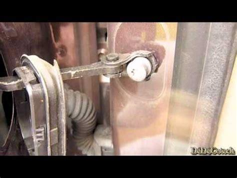 siege 206 cc bruit de l 39 arrêt de porte