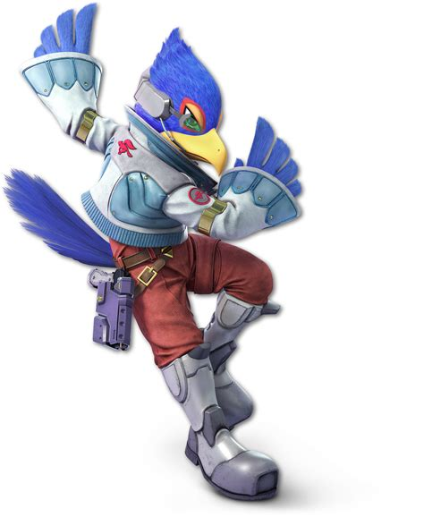 Image Ssb Ultimate Falco Renderpng Wikitroid Fandom