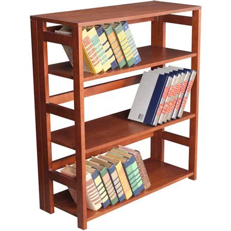 3 shelf bookcase walmart flip flop 3 shelf folding bookcase walmart