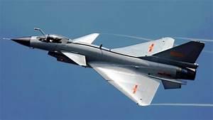 Chengdu J-10 - Chinese multirole fighter aircraft - YouTube