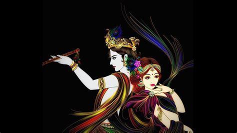 Animated Krishna Wallpapers Pc - most beautiful radha krishna pics hd wallpaper