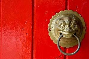 Pin, On, Open, The, Door