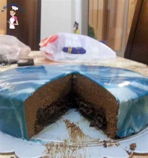 mirror glaze cake veena azmanov