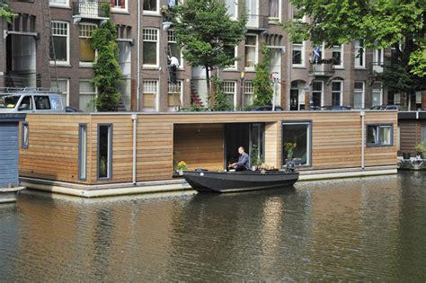 Woonboot Ijsbaanpad Amsterdam Te Koop by Woonark Woonboot Amsterdam Bilderdijkkade Abc Arkenbouw