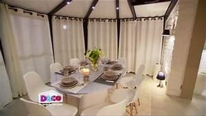 Rideaux Salle à Manger : tringle rideaux pour veranda 2 ~ Teatrodelosmanantiales.com Idées de Décoration