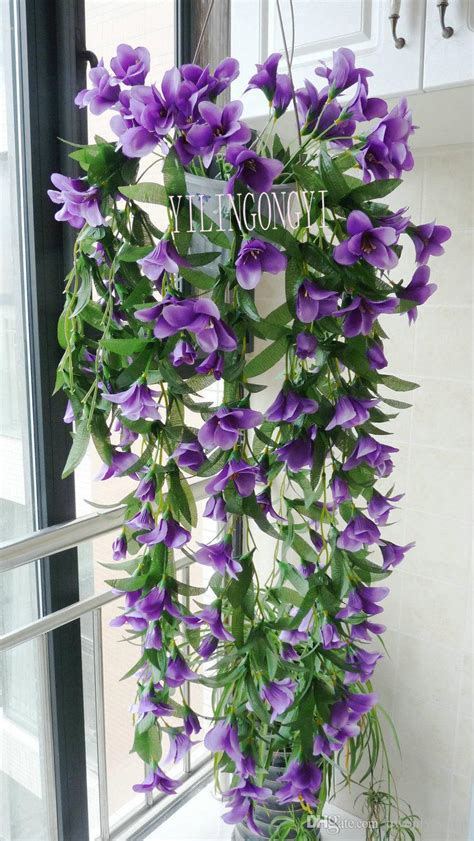 Party Artificial Silk  Lily Bracketplant Flower