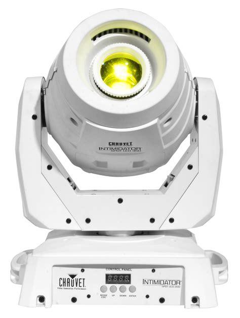 intimidator spot led 350 moving chauvet dj light