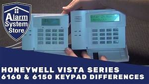 Alarm System Store Tech Video - Honeywell 6160  U0026 6150 Differences