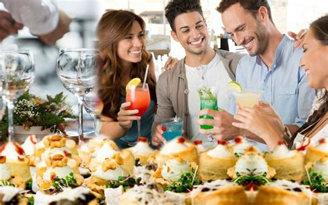 Canapes Finger Food Catering Caterers Sydney