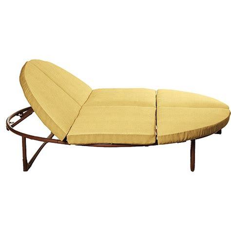 orbit lounger cushion set solid sesame