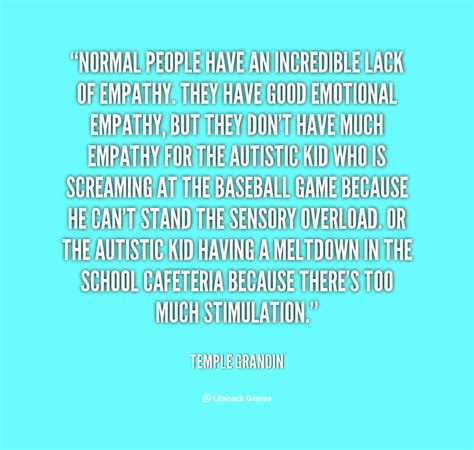 Quotes About Having No Empathy
