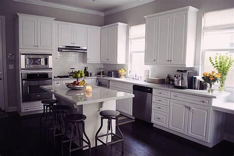 Pretty White Kitchens Pinterest