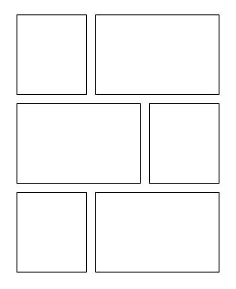 comic template comic template graphic narrative