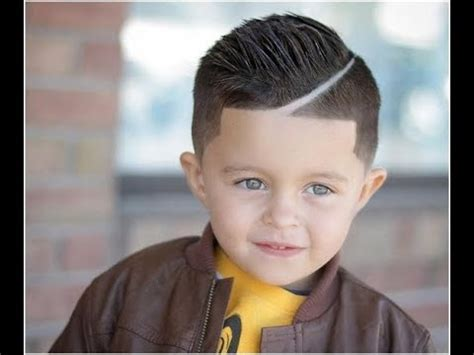 Kid Boy Hairstyles by Hairstyle For Boys