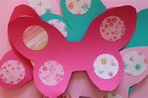 Geburtstagseinladung Selber Basteln : diy schmetterling geburtstagseinladung einladung basteln geburtstagseinladungen und einladungen ~ Markanthonyermac.com Haus und Dekorationen