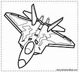 Coloring Jet Fighter Pages Popular sketch template