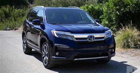 2019 Honda Pilot First Drive Review  Digital Trends