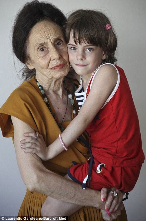 Worlds Oldest Mother Adriana Iliescu Broody Again At 72