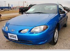 2002 Ford Escort ZX2 For Sale in Janesville WI Under $5000