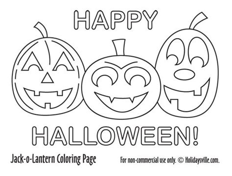 27 Best Halloween Coloring Pages Images On Pinterest