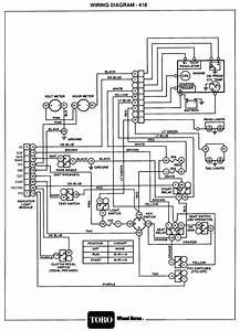 Toro Z Master Wiring Diagram