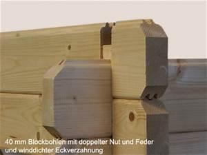 Blockbohlen Nut Und Feder : 5 eck gartenhaus catania 40 gr e 5 76 x 3 00 m ~ Whattoseeinmadrid.com Haus und Dekorationen