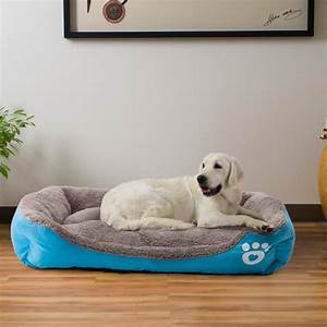 soft cloth fabric dog house sofa pet bed pet dog cat With soft dog kennel beds