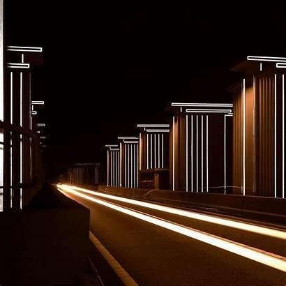 Lighting Dezeen Pollution Roosegaarde Studio Architecture Grow