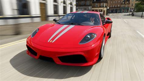 My favorite ferrari, what an amazing design. Forza Horizon 4 - 2007 Ferrari 430 Scuderia - YouTube