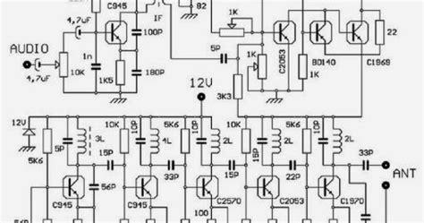 dk tech pcb audio power lifier skema elektronika