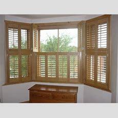 Tier On Tier Window Shutters  Interior Shutters  Wood