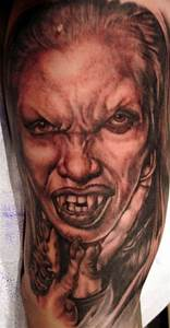Vampire Tattoos Designs, Ideas and Meaning | Tattoos For You