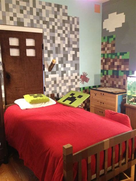 Minecraft Bedroom Pictures by The 25 Best Minecraft Real Ideas On