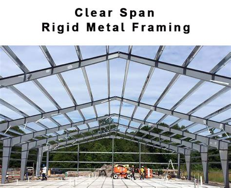 Rigid Steel Framing